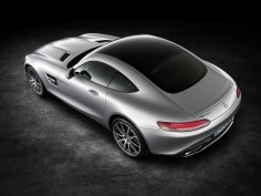 The new Mercedes-AMG GT