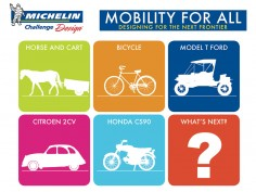 Michelin Challenge Design 2016: Mobility For All