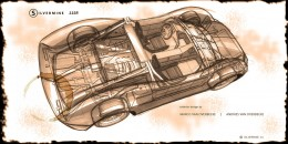 Silvermine 11SR - Design Sketch