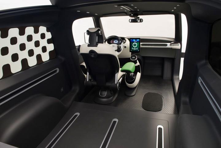 toyota u2 concept car body design. Black Bedroom Furniture Sets. Home Design Ideas