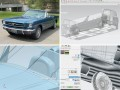 Vehicle 3D modelling in Siemens NX