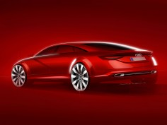 Audi reveals the five-door TT Sportback Concept