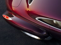 Holden Efijy Concept - Exterior surface detail