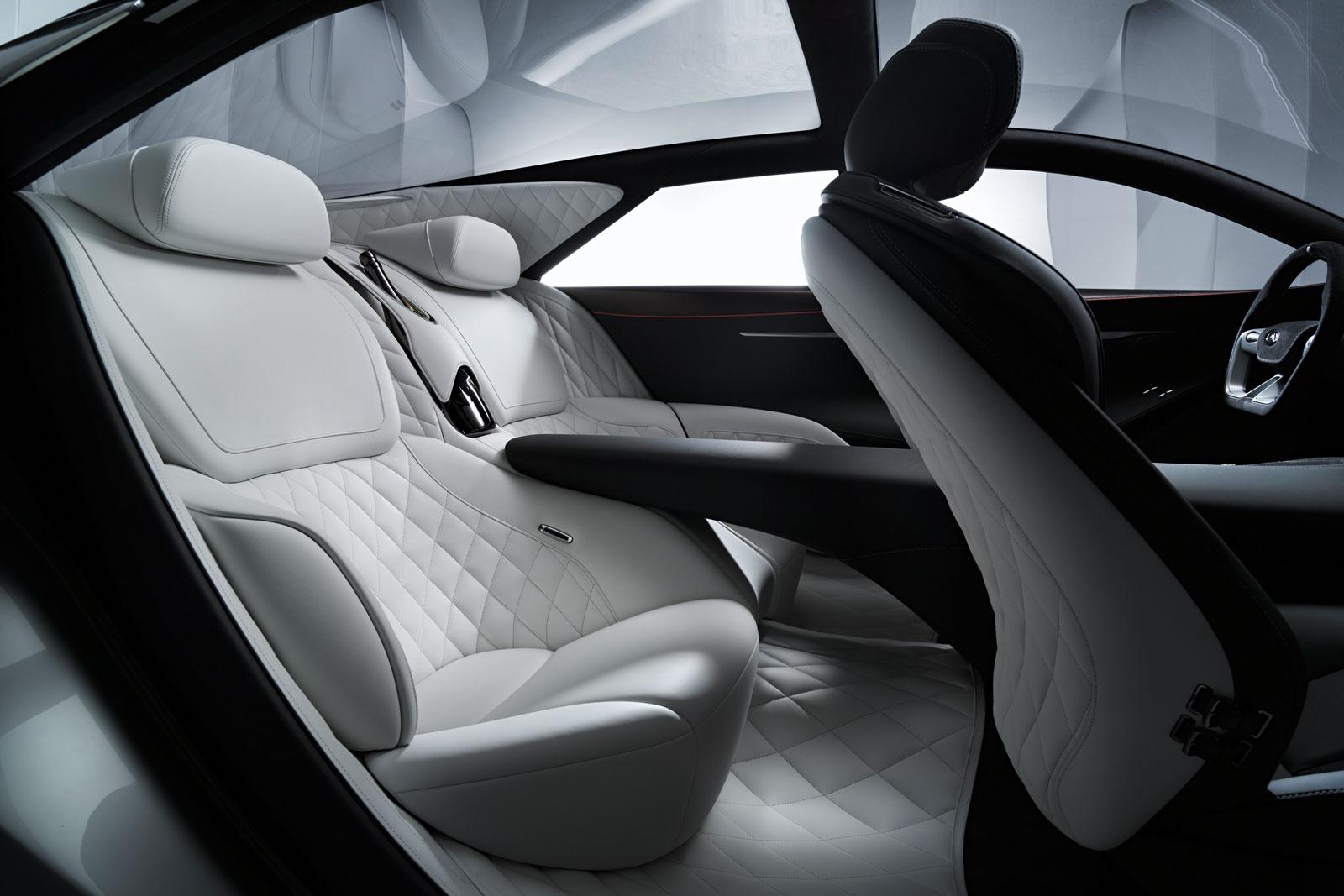 infiniti q80 inspiration concept interior car body design. Black Bedroom Furniture Sets. Home Design Ideas