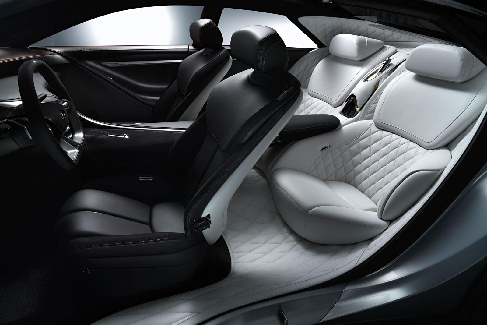 Infiniti q80 inspiration concept interior car body design for Inspiration concept interior design llc