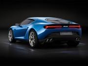 Lamborghini unveils the Asterion LPI 910-4 Hybrid Concept
