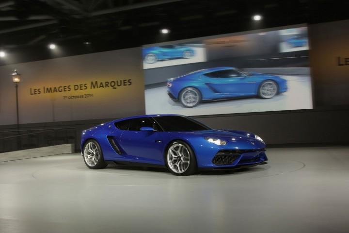 Lamborghini Asterion LPI 910-4 at Paris 2014