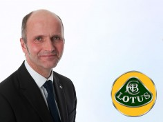 Russell Carr is new Lotus Head of Design