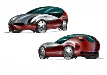 Car Design Academy - Design Sketch