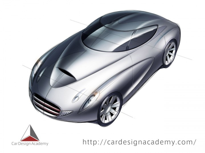 Learning car design from home through the Internet