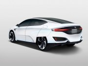 Honda unveils the FCV Concept