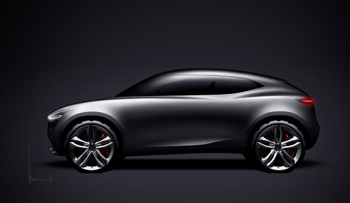 Mercedes benz vision g code concept car body design for Mercedes benz vision statement