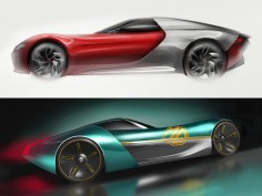 SAIC Roewe-MG Auto Design Award: entries gallery