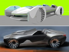 SAIC Roewe-MG Auto Design Award: the winners
