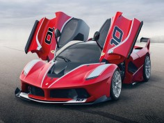 Ferrari unveils the 1,050hp FXX K