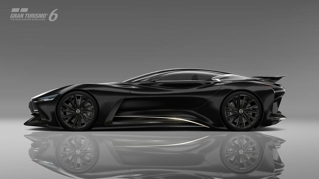 infiniti concept vision gran turismo car body design. Black Bedroom Furniture Sets. Home Design Ideas