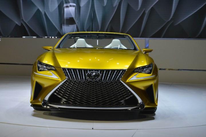 Lexus LF-C2 Concept - Car Body Design