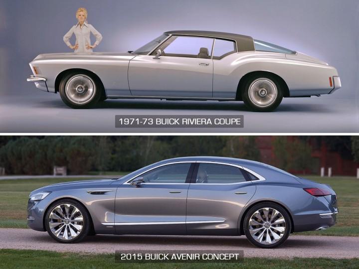 Buick Avenir Concept Image Gallery