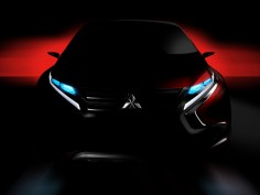 Mitsubishi previews new PHEV Concept