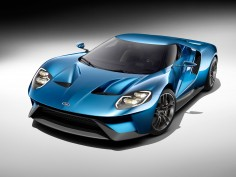 Ford reveals the new GT