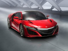 Honda/Acura NSX revealed: image gallery and video