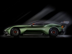 Aston Martin unveils track-only Vulcan