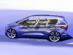 BMW reveals the 2 Series Gran Tourer
