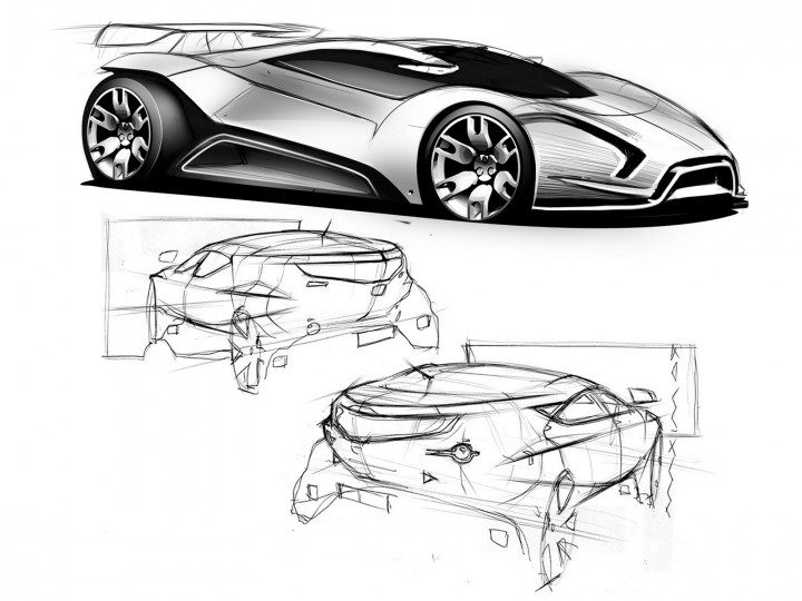 Amazing What Makes A Good Design Sketch And What Are They For?