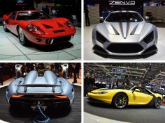 Geneva 2015: Photo Gallery