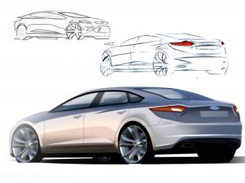 Quick Car Rendering Tutorial Car Body Design