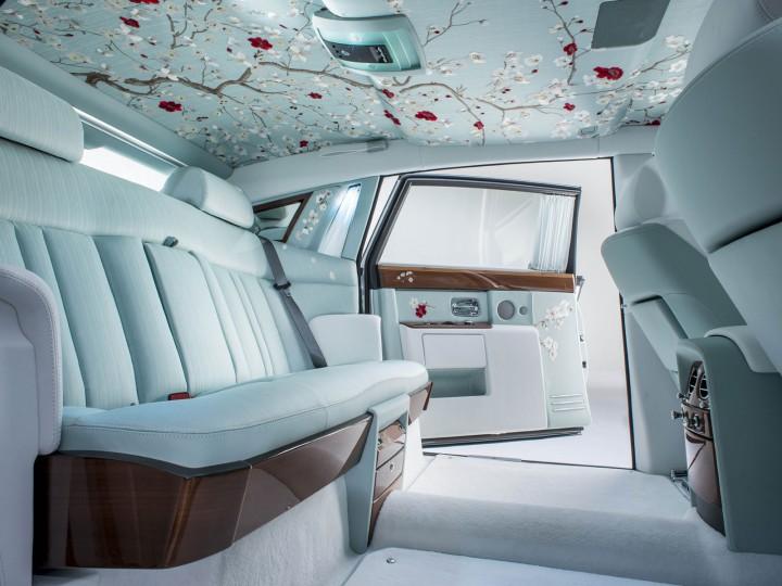 Phantom Serenity One Off Shows Rolls Royce Bespoke