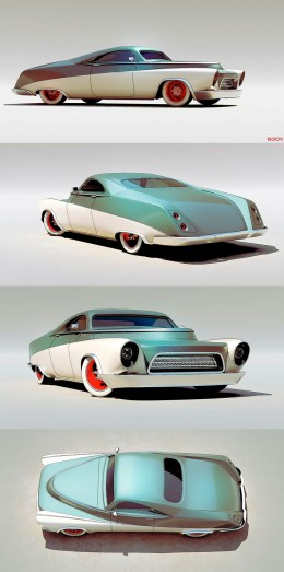 Concept Car renders by