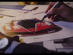 Ferrari FXX K: the design