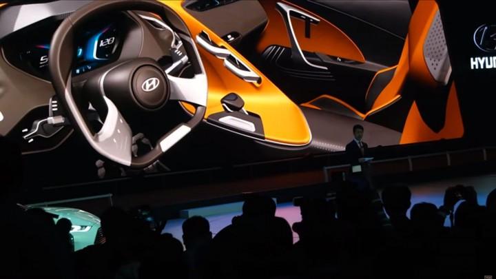 Hyundai Reveals Motorcycle Inspired Enduro Concept Car Body Design