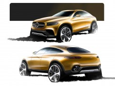 Mercedes-Benz Concept GLC Coupé