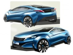 Nissan previews Venucia-branded crossover concept