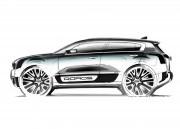 Qoros teases compact hybrid SUV concept