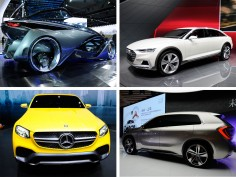 Shanghai 2015: Concept Cars Gallery