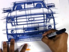 Truck-Design-Sketch-Tutorial