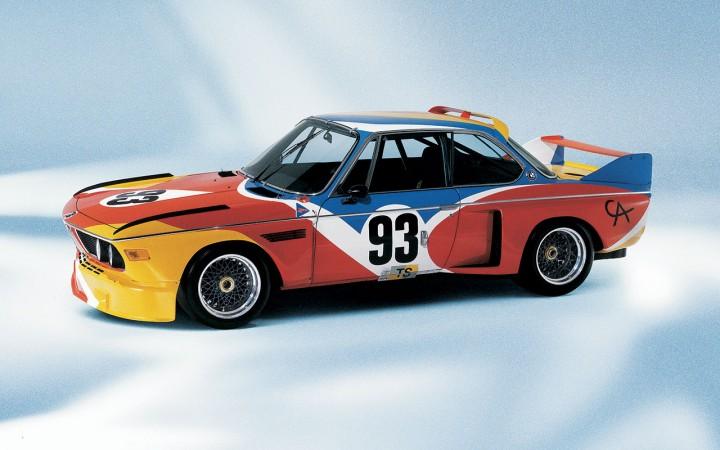 BMW Develops CSLinspired Hommage Concept Car Body Design - 1975 bmw 3 0 csl