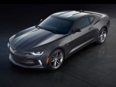 Chevrolet unveils the 2016 Camaro