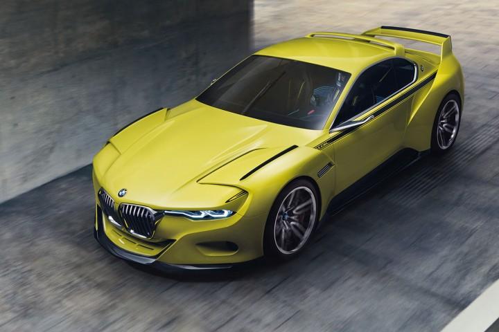 BMW 3.0 CSL Hommage Concept