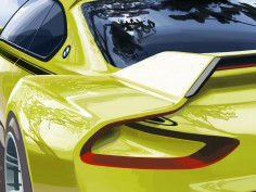 BMW develops 1970 3.0 CSL-inspired Hommage Concept