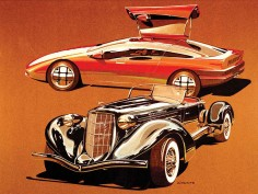 Automobile Design History