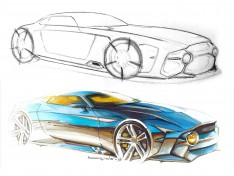 Sketchover-car-rendering-tutorial-with-markers-and-pencils