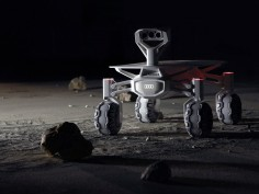 Audi develops Lunar Moon Rover for Google