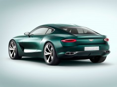 Bentley EXP 10 Speed 6 Concept: Car Design Interview
