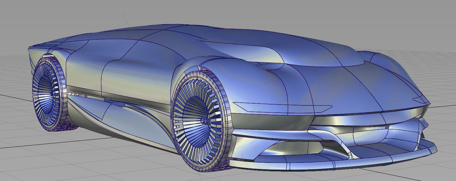 concept car alias 3d model designed in umake by dmitry lobutin car body design. Black Bedroom Furniture Sets. Home Design Ideas