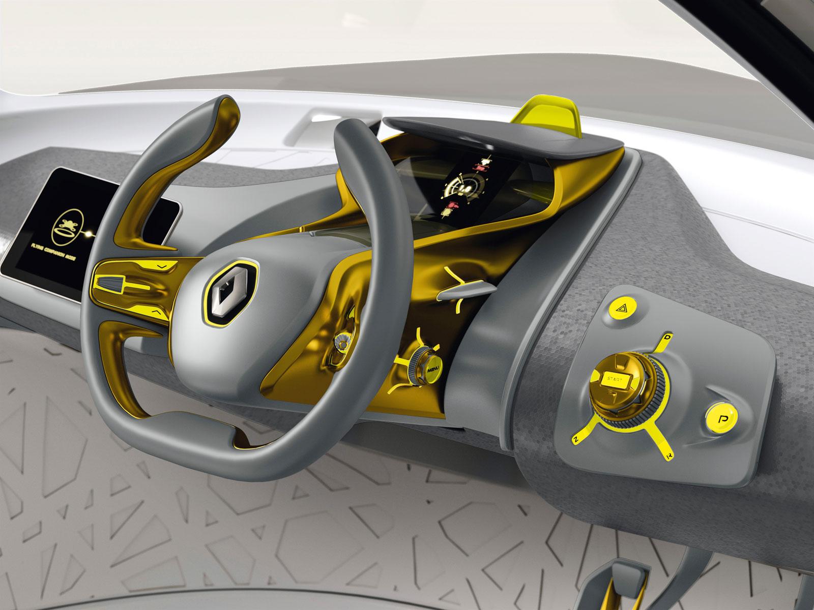 renault kwid concept interior car body design. Black Bedroom Furniture Sets. Home Design Ideas