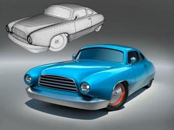 Sketchup Tutorial Car Modeling Realtime Workflow Car Body Design